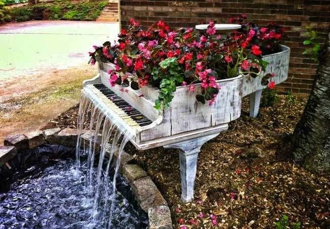 Fine-Tuning: 9 Inventive Ways to Repurpose a Piano