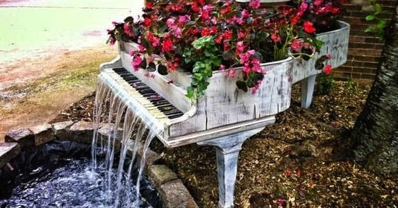 Repurpose piano
