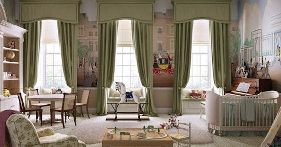 Royal nursery beautifulinteriorsand18thcenturystyle.blogspot