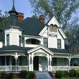 Queen anne victorian house thumb