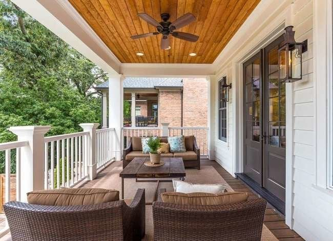 14 Inventive Ideas for a Perfect Porch