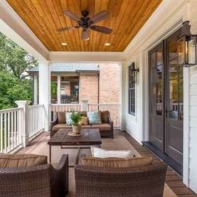 14 Inspirations for a Perfect Front Porch