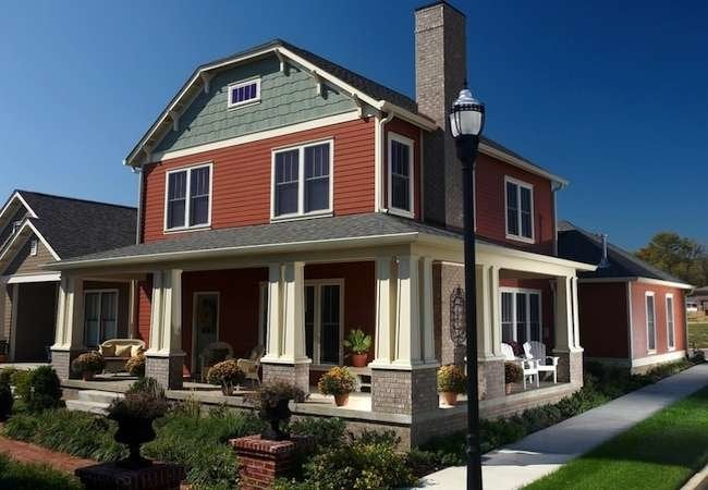 House siding options 8 excellent exterior materials for Siding choices