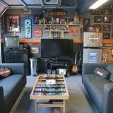 Man-caves