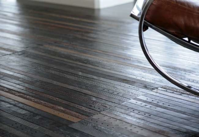 Just Floored! 15 Totally Unexpected DIY Flooring Alternatives
