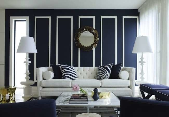 Living room paint ideas bob vila for Painting wall designs for living room