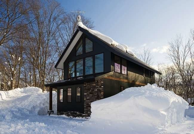 9 Warm and Cozy Ski Chalets for the 21st Century