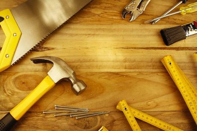 The Essential Toolbox: 12 Tools You Can't DIY Without