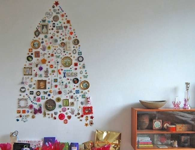 14 DIY Christmas Tree Ideas - Bob Vila