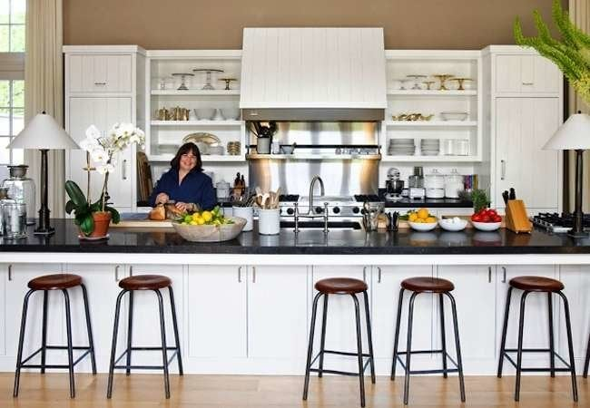 See the Home Kitchens of 8 Famous Chefs