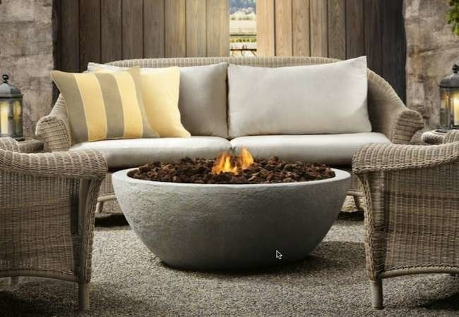 11 Fire Bowls to Heat Up Your Outdoor Living Area