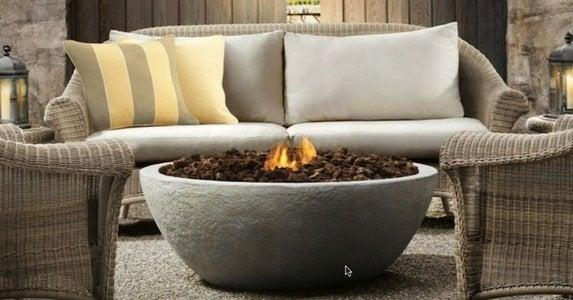 Fire-bowls