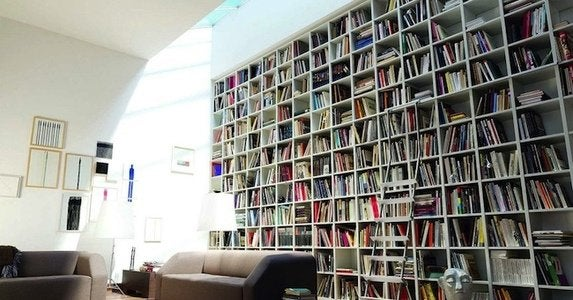 Home-library-design