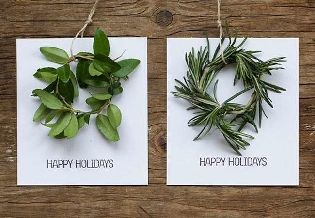 Merry Mailing: 10 Delightful DIY Holiday Cards