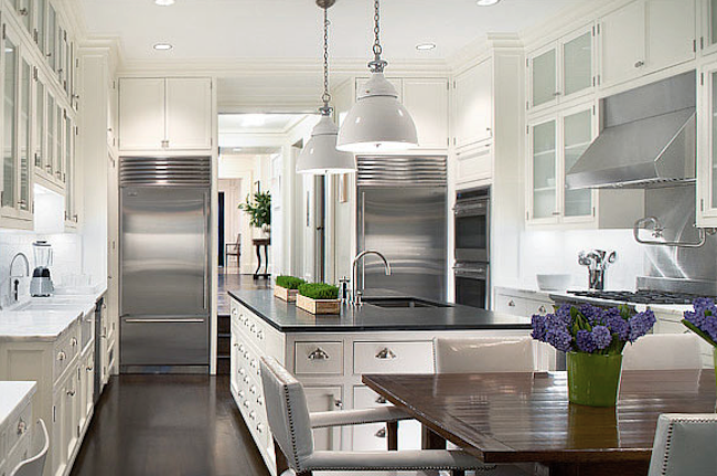 I'm Dreaming of a White... Kitchen: 10 Bright Beauties to Behold
