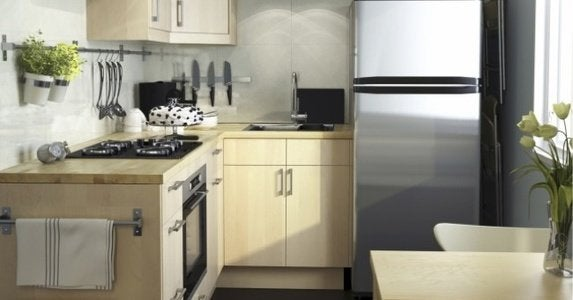 Contemporary-ikea-kitchen