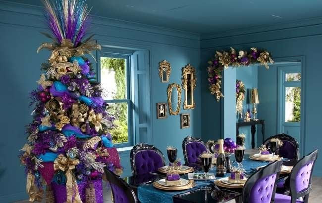 11 Over-the-Top X-Mas Trees to Rouse Your Holiday Spirit