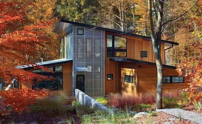 House Tour: Spring Residence Rebuild