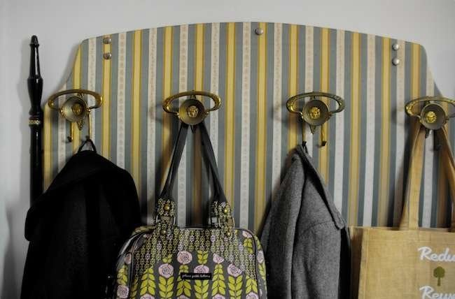 Hang On: 9 Designs for a DIY Coat Rack