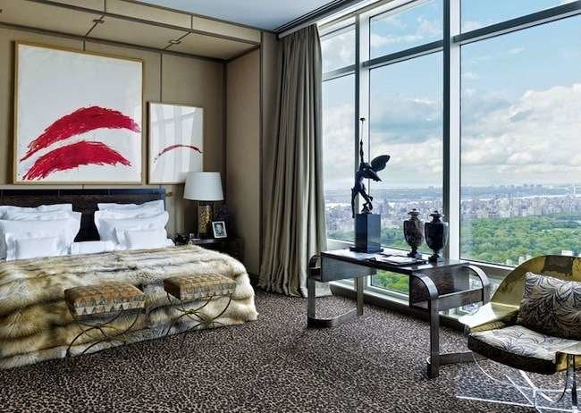 9 Celebrity Bedrooms That Are Truly Star-Worthy Sanctuaries