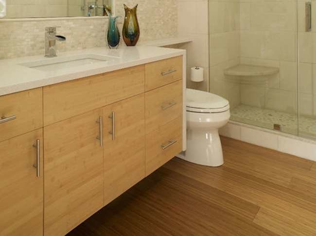 Beyond Tile Fresh Ideas For Bathroom Flooring