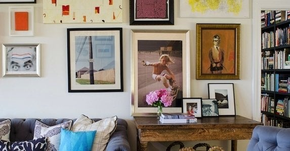 Picture-wall-ideas