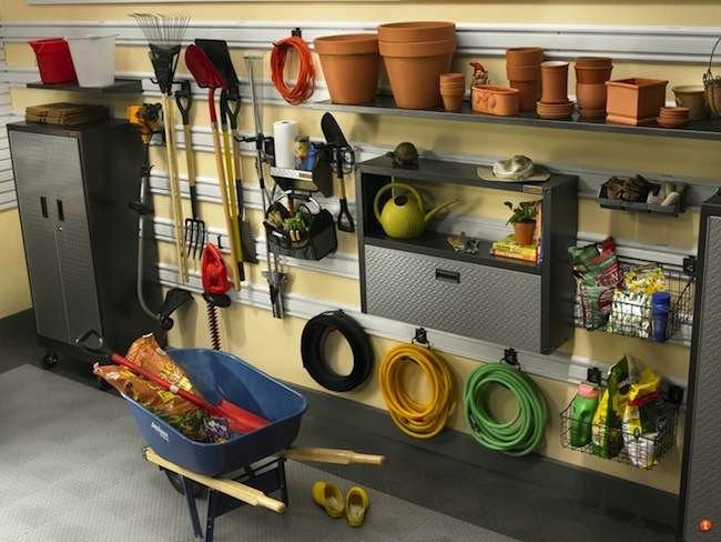 Easy Storage Ideas for Every Room in the House