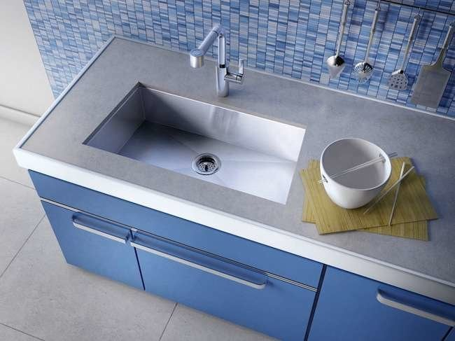 Sink Style: 10 New Forms and Functions for 21st-Century Kitchens