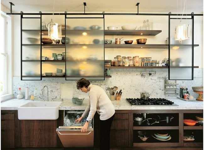 11 Clever Alternatives To Kitchen Cabinets