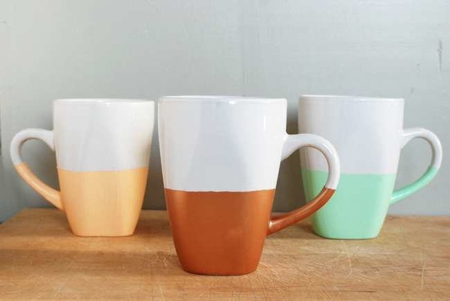 8 Brilliant DIY Ways to Reinvent Your Dinnerware