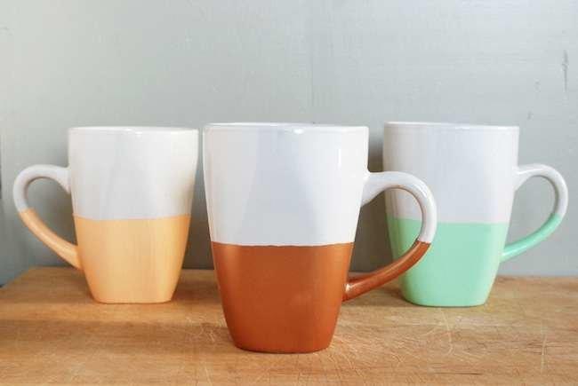 8 Brilliant DIY Ways to Reinvent Your Dinnerware