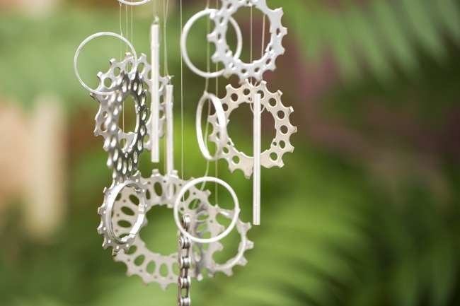 Blown Away: 12 Upcycled Wind Chimes You Can Make