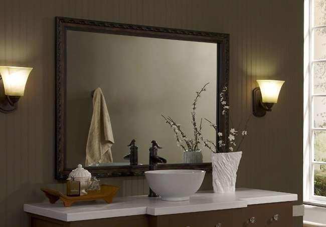 Wonderful Bath Vanities New Jersey Huge Bath Tub Mat Towel Flat Dual Bathroom Sink Painting Bathroom Vanity Pinterest Old Bathroom Toiletries Shopping List BrightLowes Bathroom Vanity Tops DIY Bathroom Ideas   18 Updates You Can Do In A Day   Bob Vila