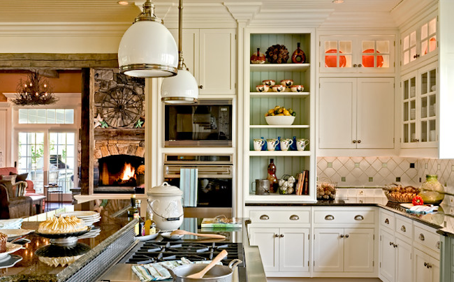 12 Design Essentials for the Perfect Country Kitchen