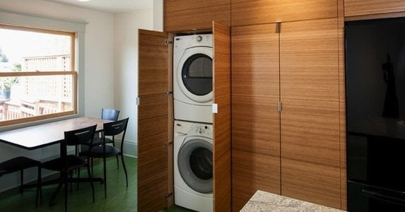 Contemporary laundry room 1