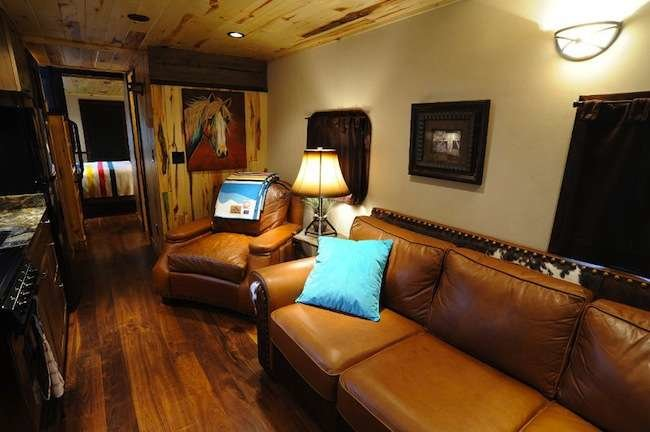 All Aboard: 9 Railroad Cars Converted into Homes