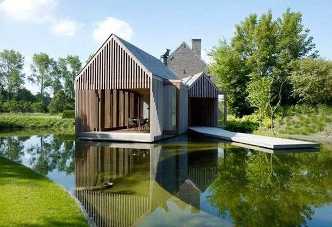 on the waterfront 10 tiny lake houses - Lake House Design Ideas
