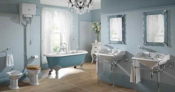 Country bathroom designs  1