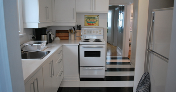 Thesweetestdigs kitchen floor makeover