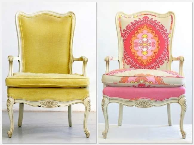 Sitting Pretty: 11 Amazing Chair Makeovers