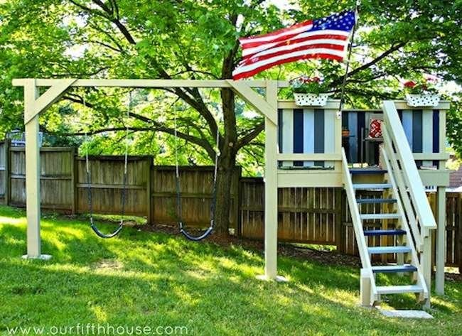 8 kids clubhouses you never want to outgrow - Playhouse Designs And Ideas