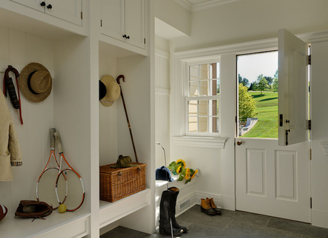 7 Ways To Transform Your Mudroom in 48 Hours