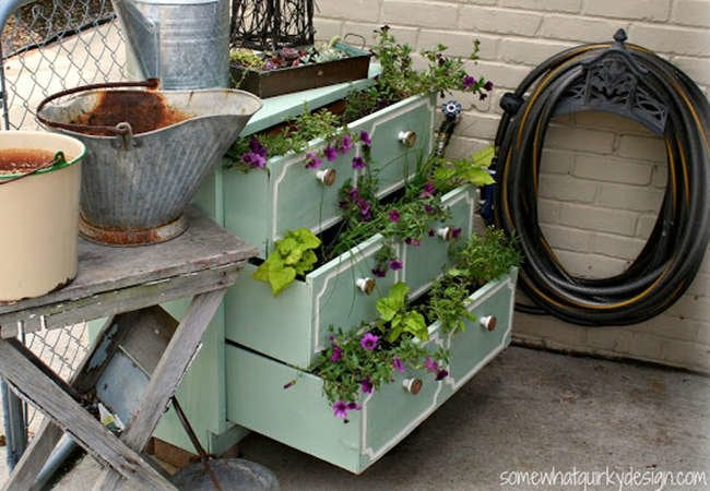 10 New Uses for Old Dressers