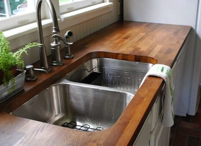 8 Countertops You'd Never Believe Were Handmade