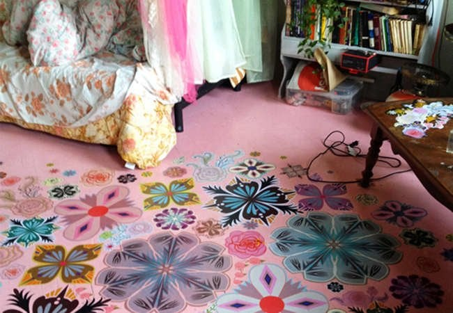 8 Ways to Stop Hating Your Floor—Without Replacing It