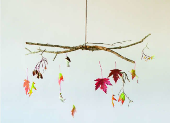 3 New Ways to Decorate with Fallen Leaves