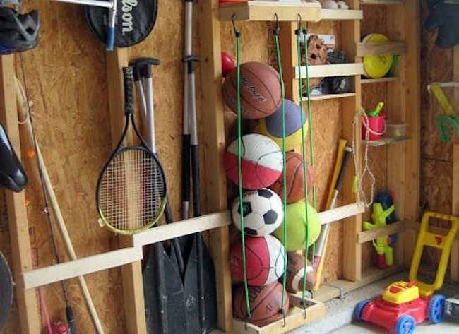 Make Room for the Car: 7 Easy DIY Garage Organizers