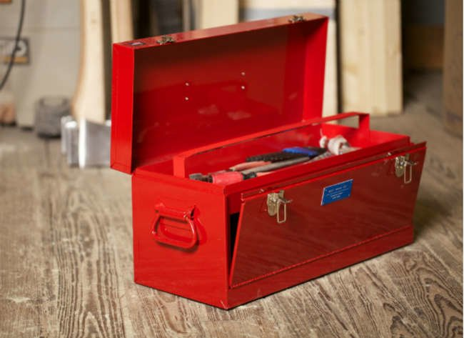 Toolboxes for the Modern Weekend Warrior