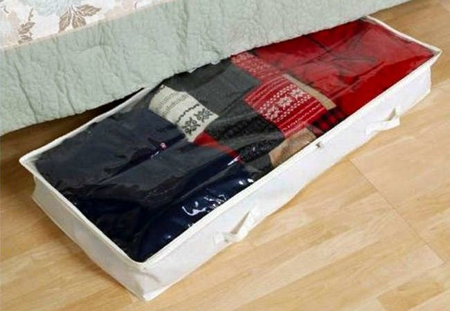 Underbed Storage: 8 Helpers to Buy or DIY
