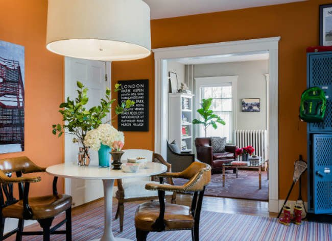 The Best Paint Colors for Low-Light Rooms